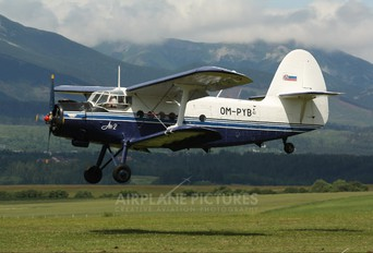 OM-PYB - Private Antonov An-2