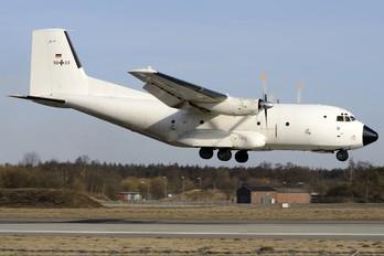 50+33 - Germany - Air Force Transall C-160D