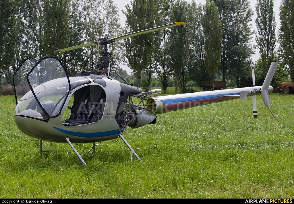 Private I-6373 aircraft at Bergamo - Caravaggio