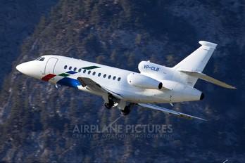 VP-CLB - Private Dassault Falcon 900 series
