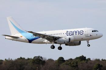 HC-CMP - TAME Airbus A319