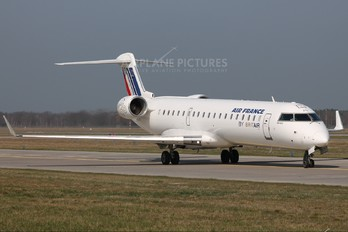 F-GRZN - Air France - Brit Air Canadair CL-600 CRJ-702