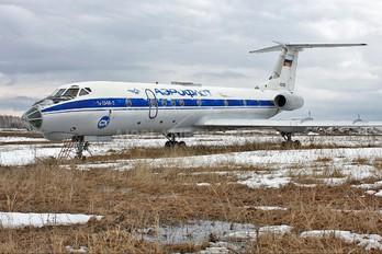 RA-65918 - Aeroflot Tupolev Tu-134A
