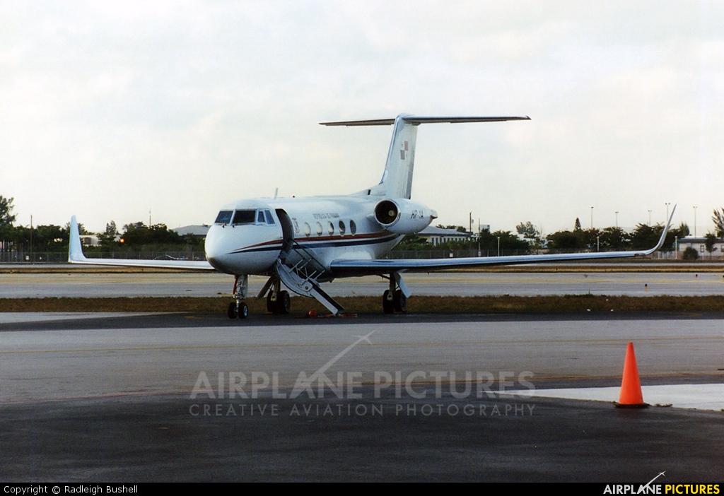 Panama - Air Force HP-1A aircraft at Miami - Opa Locka