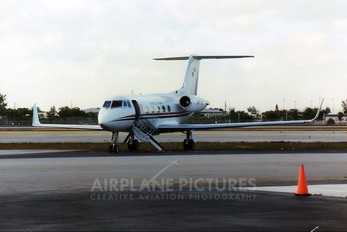 HP-1A - Panama - Air Force Gulfstream Aerospace G-II