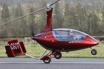 G-CGOT - Private Rotorsport Calidus