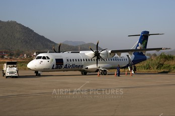RDPL-34173 - Lao Airlines ATR 72 (all models)