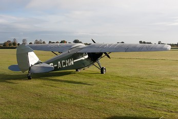 G-ACNM - Private de Havilland DH. 85 Leopard Moth