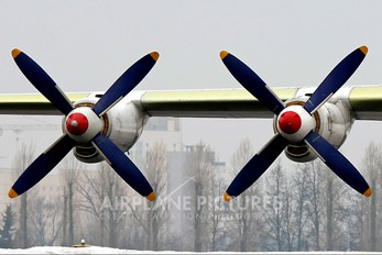 EW-338TI - Ruby Star Air Enterprise Antonov An-12 (all models)