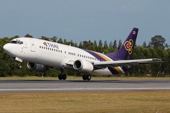 HS-TDG - Thai Airways Boeing 737-400