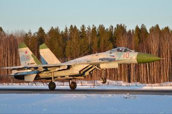 10 - Russia - Air Force Sukhoi Su-27