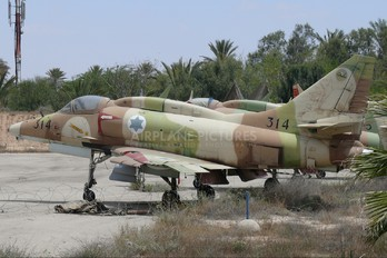 314 - Israel - Defence Force McDonnell Douglas A-4 Skyhawk