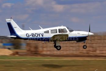 G-BOYV - Private Piper PA-28R Arrow /  RT Turbo Arrow