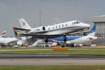 T-784 - Switzerland - Air Force Cessna 560XL Citation Excel
