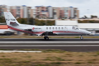 PJ-TOM - JetBudget Cessna 560 Citation Ultra
