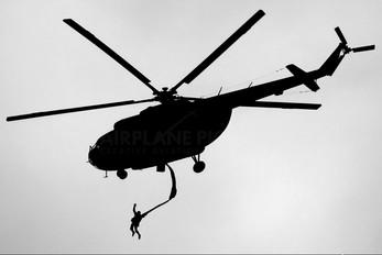 50 WHITE - Belarus - Air Force Mil Mi-8T