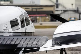 HB-LQJ - Gribair Piper PA-34 Seneca