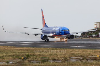 N804SY - Sun Country Airlines Boeing 737-800