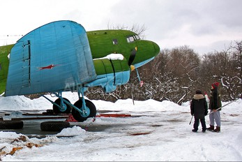 56 BLUE - Belarus - Air Force Lisunov Li-2