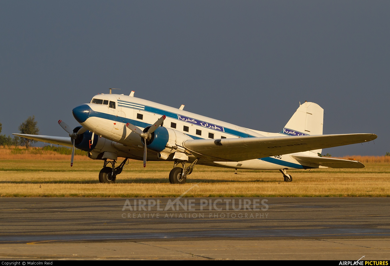 Lush Aviation ZS-CAI aircraft at Johannesburg - Rand
