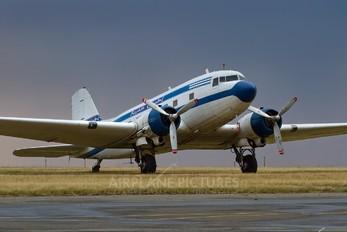 ZS-CAI - Lush Aviation Douglas DC-3