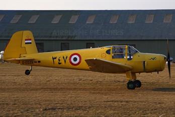D-EGZR - Sportfluggruppe Nordholz/Cuxhaven Heliopolis Gomhouria 181 MK.6