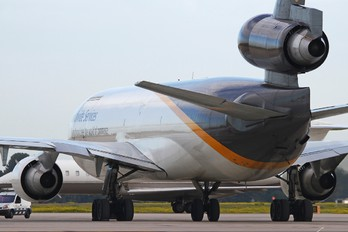 N270UP - UPS - United Parcel Service McDonnell Douglas MD-11F
