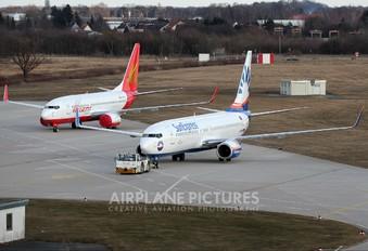 D-AHFA - SunExpress Boeing 737-800