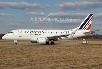 F-HBXM - Air France - Regional Embraer ERJ-170 (170-100)