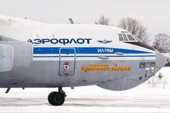 RA-86875 - Russia - Air Force Ilyushin Il-76 (all models)