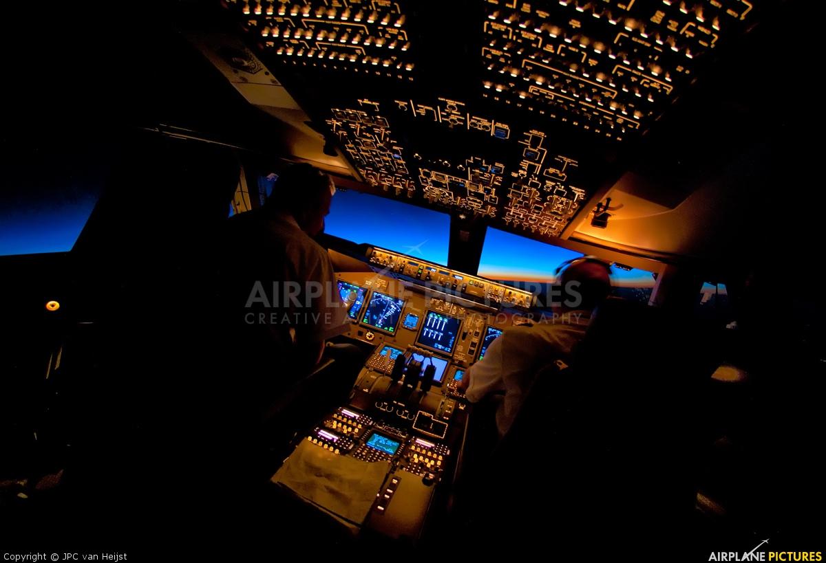 Cargolux LX-VCE aircraft at In Flight - South Korea