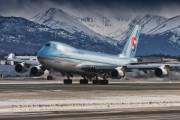 HL7467 - Korean Air Cargo Boeing 747-400F, ERF aircraft