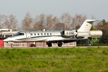 D-CRBE - Private Learjet 45XR