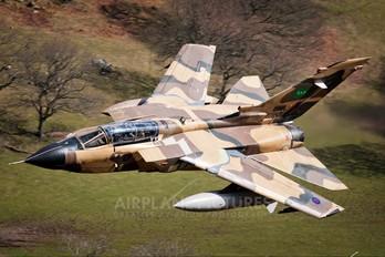 ZH917 - BAe Systems Panavia Tornado GR.4 / 4A