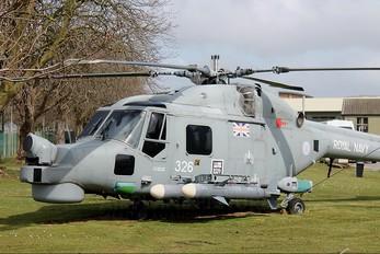 XZ728 - Royal Navy Westland Lynx HMA.8DSP