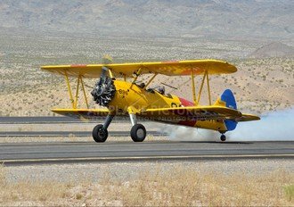 N68820 - Private Boeing Stearman, Kaydet (all models)