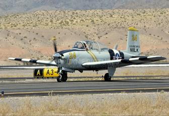 N111LK - Private Beechcraft 45 Mentor