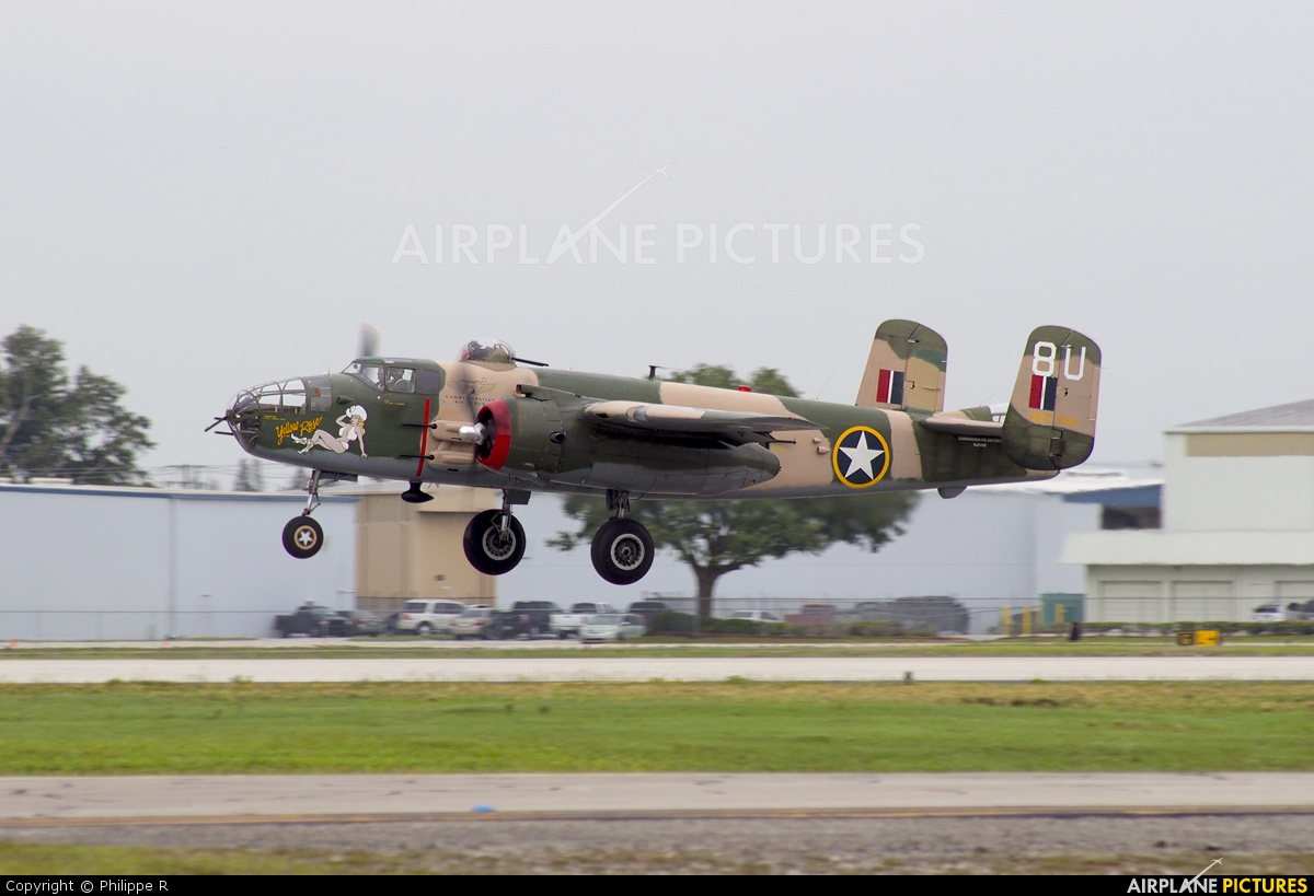 American Airpower Heritage Museum (CAF) N25YR aircraft at Lakeland - Linder Regional