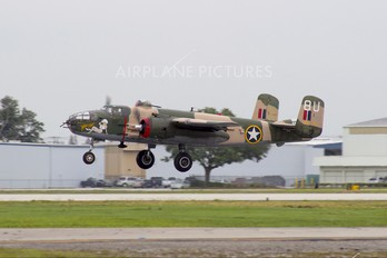N25YR - American Airpower Heritage Museum (CAF) North American TB-25N Mitchell