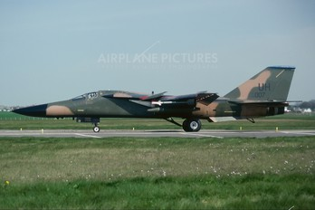 68-0077 - USA - Air Force General Dynamics F-111E Aardvark