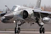 606 - France - Air Force Dassault Mirage F1 aircraft