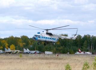 799 - Russia - Air Force Mil Mi-8
