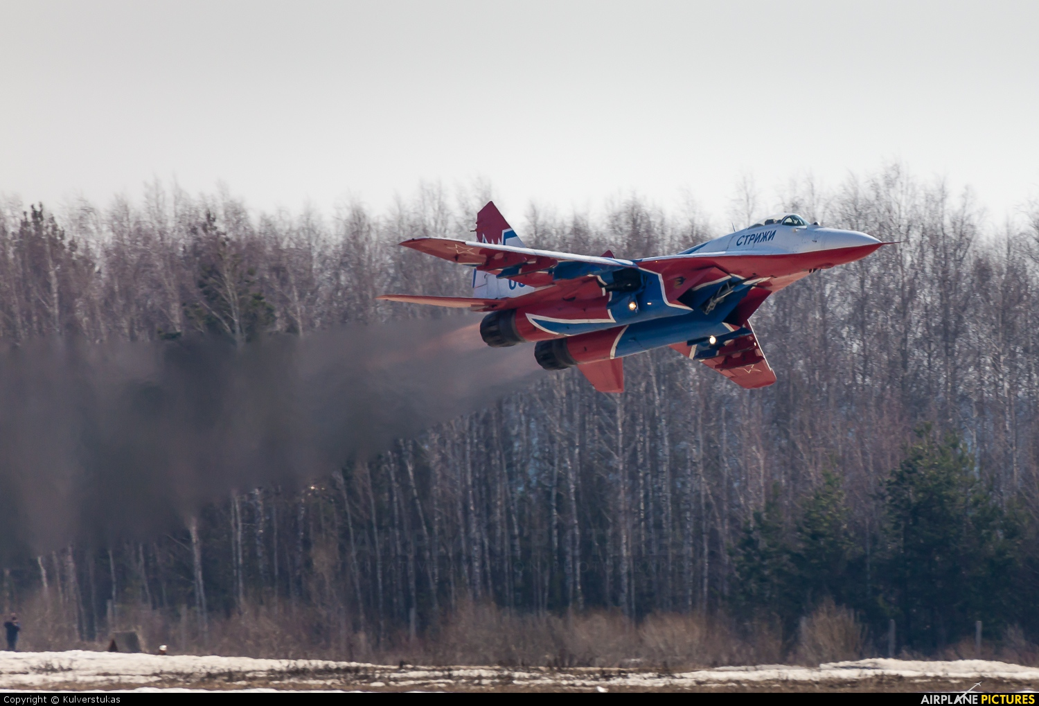 "Russia - Air Force ""Strizhi"" 03 aircraft at Kubinka"