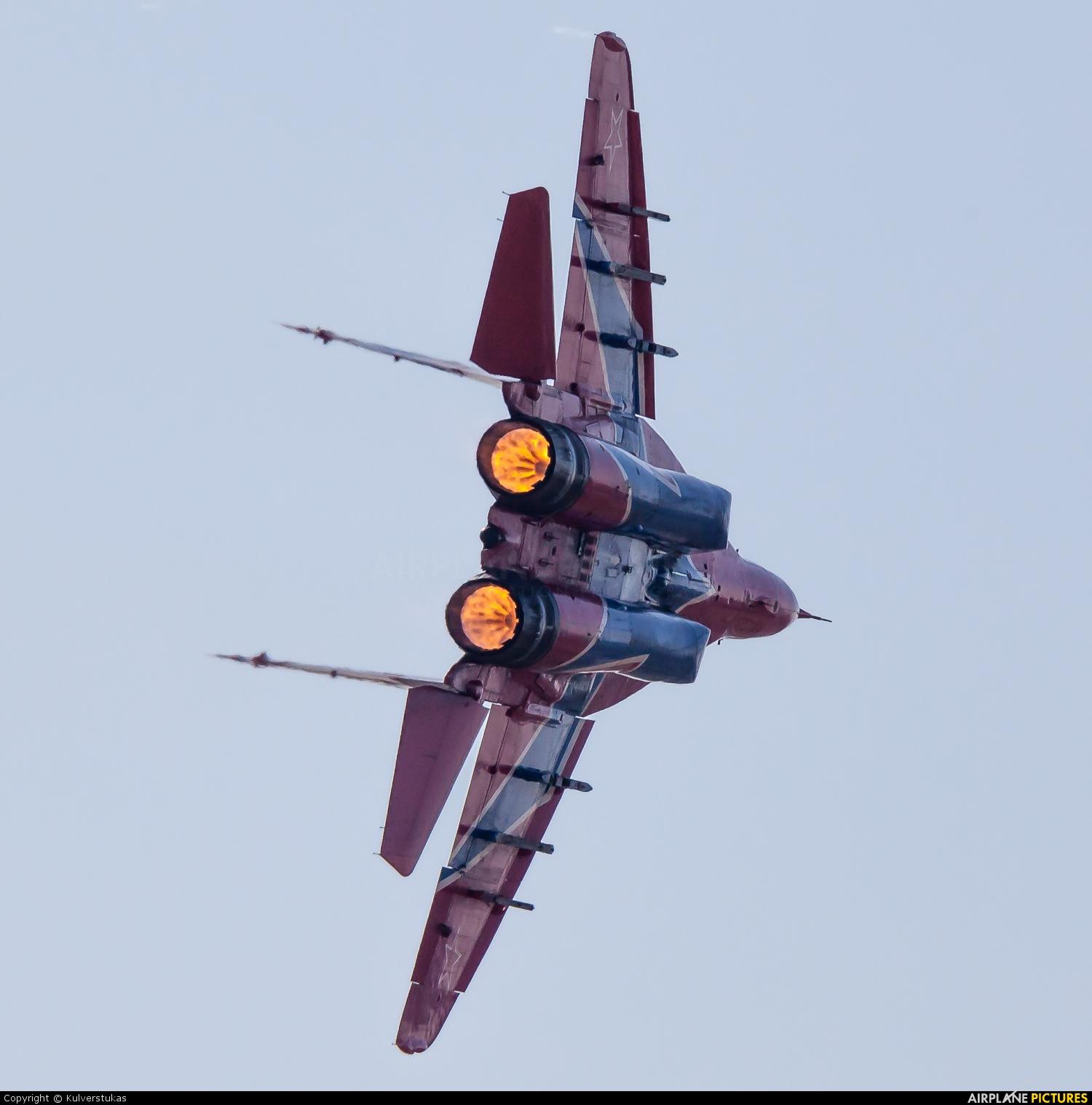 """Russia - Air Force """"Strizhi"""" 03 aircraft at Kubinka"""