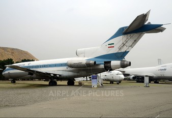 EP-PLN - Iran - Government Boeing 727-100