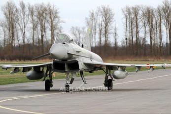 ZJ937 - Royal Air Force Eurofighter Typhoon F.2