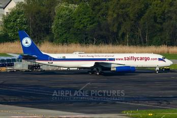 ZS-OSI - Stars Away Aviation Douglas DC-8-62CF