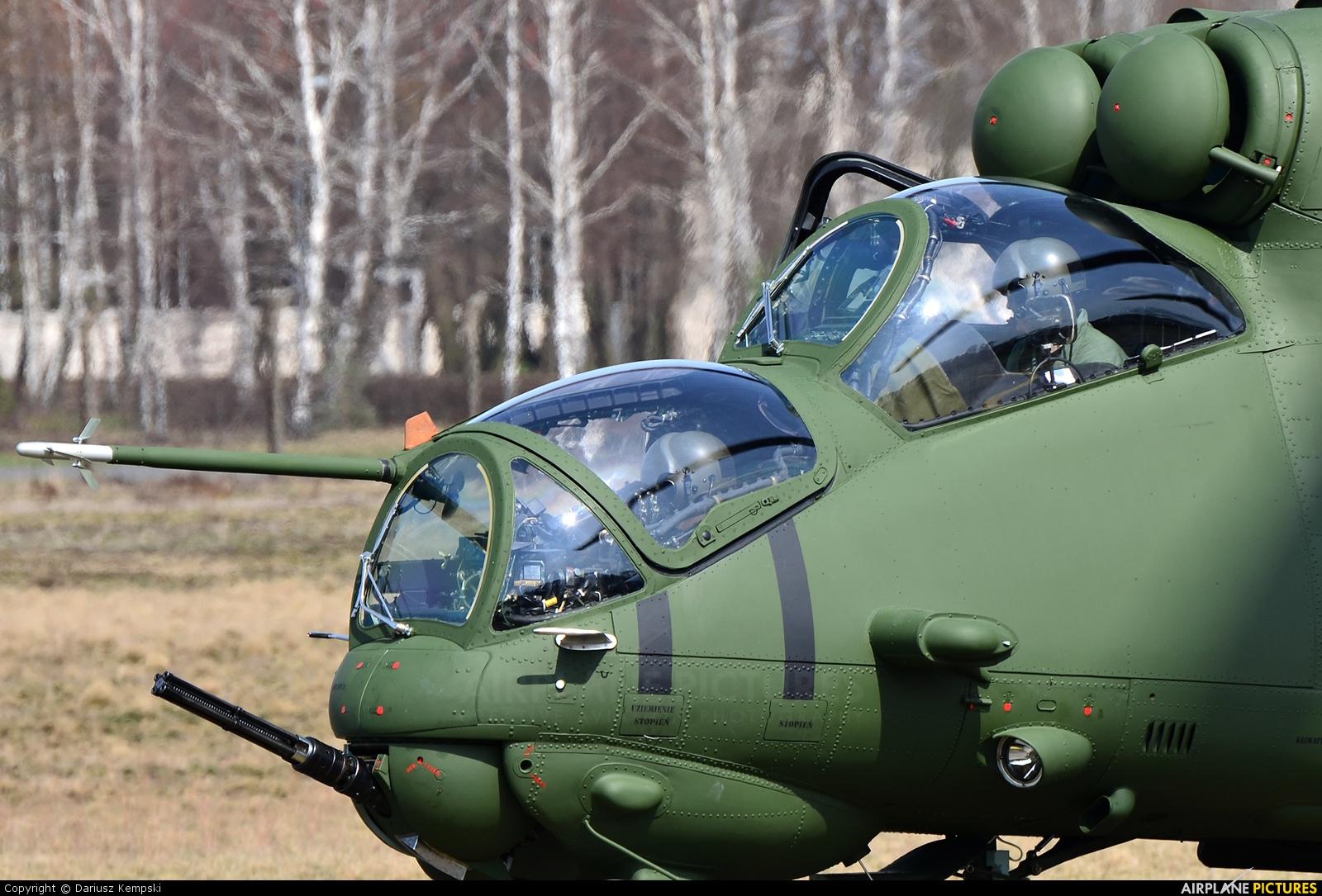 Poland - Army 741 aircraft at Łódź - Lublinek