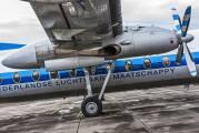PH-FHF - NLM Cityhopper Fokker F27 aircraft