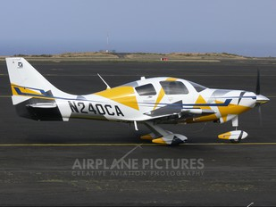 N240CA - Private Cessna 400 Corvalis